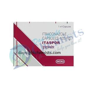 ITASPOR 100 MG