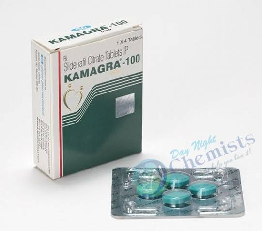 Kamagra Gold 100 Mg (Sildenafil)