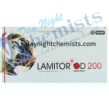 LAMITOR 200 MG