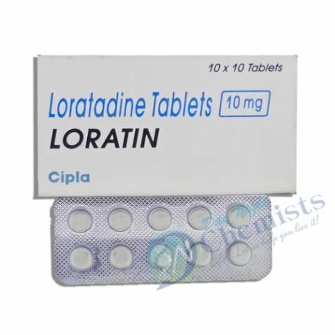 Loratin 10 Mg