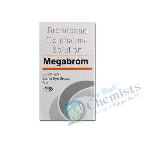 Megabrom Eye Drops 5ml
