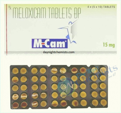 M-CAM 15 MG