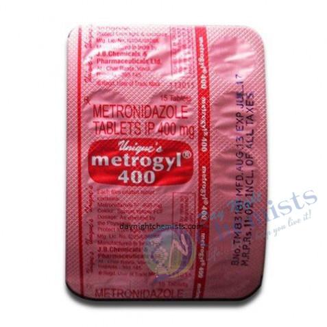 Metrogyl 400 Mg