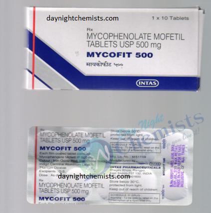 MYCOFIT 500 MG