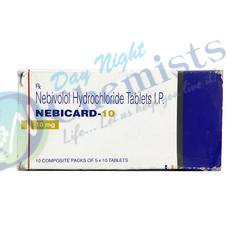 NEBICARD 10 MG