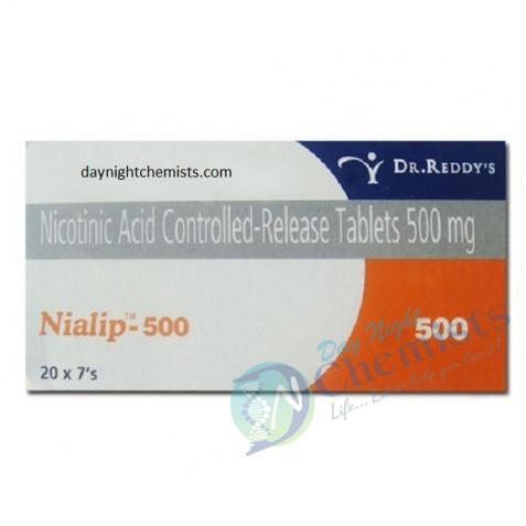 NIALIP-500 MG