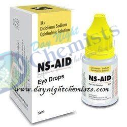 NS AID EYE DROP 5 ML