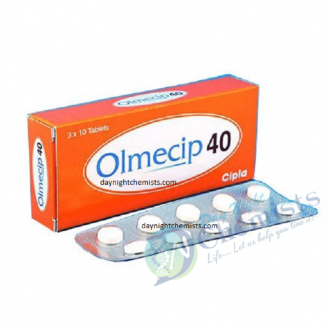 OLMECIP 40 MG