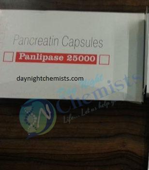 Panlipase 25000