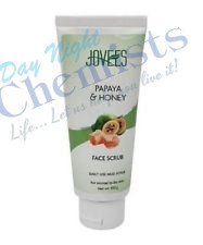 PAPAYA & HONEY DAILY USE SCRUB (FOR NORMAL TO DRY SKIN) 50GM