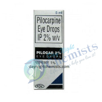 PILOCAR EYE DROP 5 ML