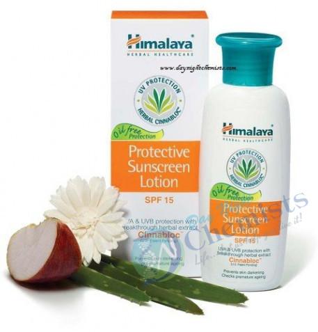 PROTECTIVE SUNSCREEN LOTION 100 ML (HIMALAYA)