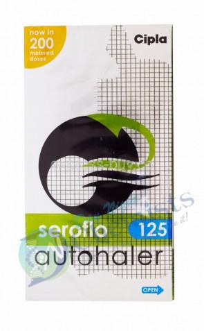 SEROFLO AUTOHALER 25 MCG +125 MCG (200MDI)