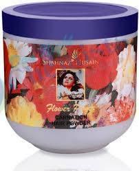 Sunflower Power Ayurvedic Hair Treatment Powder (Carnation)
