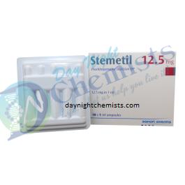 STEMETIL 12.05 MG INJECTION