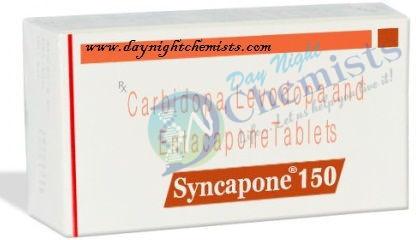SYNCAPONE 37.5+200+150 MG