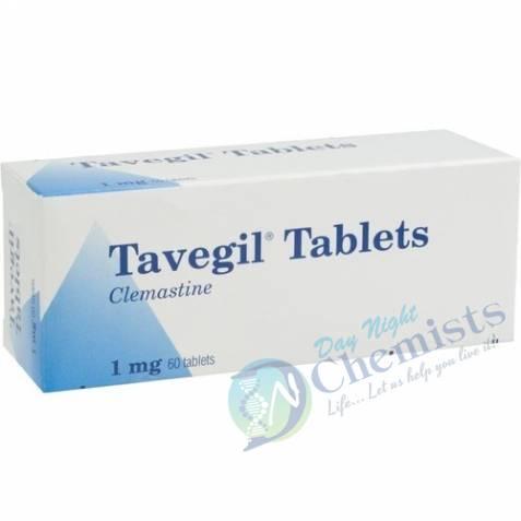 Tavegyl 1 Mg