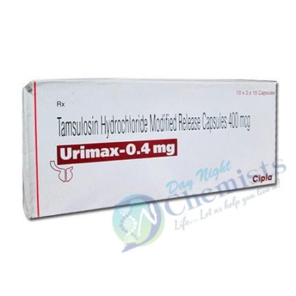 Urimax 0.4 MG