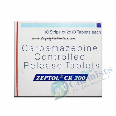 ZEPTOL CR 200 MG