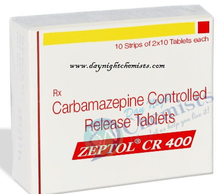 ZEPTOL CR 400 MG
