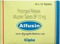 Alfusin 10 mg Tablet