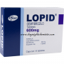 LOPID 600 MG