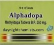 Alphadopa 250 mg Tablet