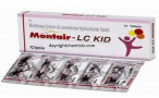Montair LC KID 4 + 2.5 Mg Tablet