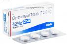 Zoclar 250 Mg